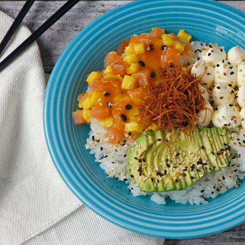 Poke Salad ahumango