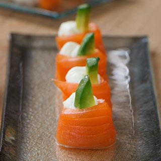 Geishas Salmon